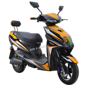 Hot Sale 1000W Electric Motorbike Racing Motorcycle (EM-017) pictures & photos