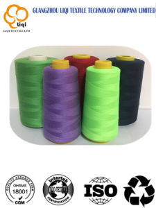 DTY Polyester Overlock Thread Made in China pictures & photos