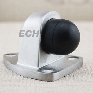 Decorative Stainless Steel Silicone Rubber Sliding Door Stopper (EDS011) pictures & photos