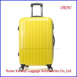 Elegant Bright Color PC Plastic Luggage pictures & photos