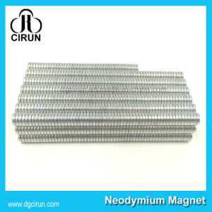 Hot Sale High Quality N35 Disc NdFeB Magnets pictures & photos