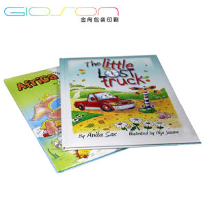 High Quality Hardback Children Book/ Cartoon Storybook pictures & photos