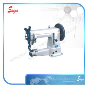 Xs0070 Extrd Heavt Cylinder Bes Single-Needle (Walking Foot Sewing Machine for Moccasin) pictures & photos