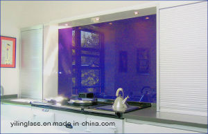 High Quality Toughened Kitchen Splashback Glass pictures & photos