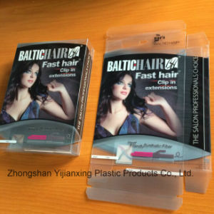 Plastic Packing PP PVC Pet Packaging Boxes Design pictures & photos