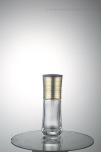 Durable in Use Glass Bottle From Cosmetic Packaging Excellent Manufacturer Qf-060 pictures & photos