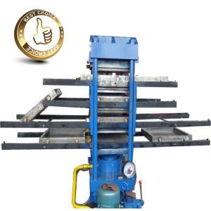 Mat Vulcanizing Machine/Rubber Tile Press pictures & photos