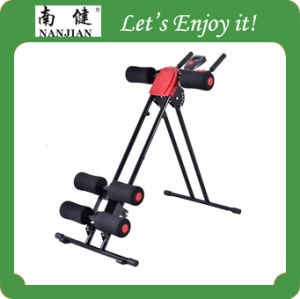 Exercise Machine Ab Power Power Plank Abdomen Items Ab Glider TV Goods pictures & photos