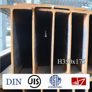 Hot Rolled H Beam with Carbon pictures & photos