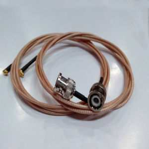 Rg316 Coax Jumper Cable with BNC Connector pictures & photos