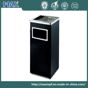 Square Stainless Steel Ash Storage Waste Bin pictures & photos
