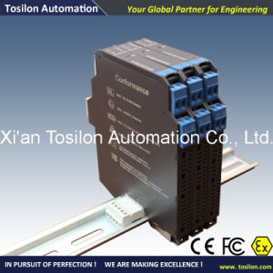 Switch Signal Input Isolated Intrinsic Safety Barrier (ATEX Approved) pictures & photos