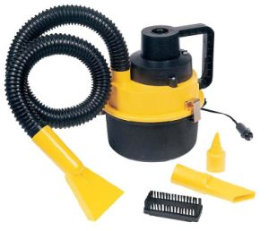 Handheld Dust Suction Collector Dry and Wet Use 90W 12V Vacuum Cleaner for Car pictures & photos