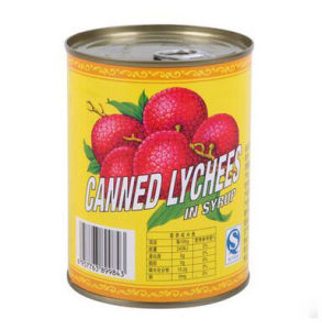 Canned Lychee with Cheap Price pictures & photos