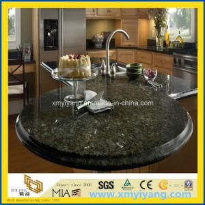 Verde Peacock Granite Kitchen Tops/Benchtops/Vanity Top/Table Top/Countertops pictures & photos