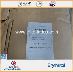 White Crystal Sweetener Erythritol 30-60/60-100/100 Mesh for Cholate pictures & photos