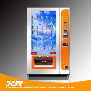 Customized 55 Inches Touch Screen Vending Machine for Drink Snack and Gift with Ce and ISO pictures & photos