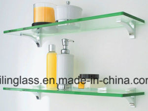 Tempred Shelf Glass for Bathroom pictures & photos