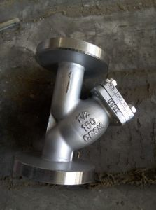 Flange End Class 150 Y Strainer