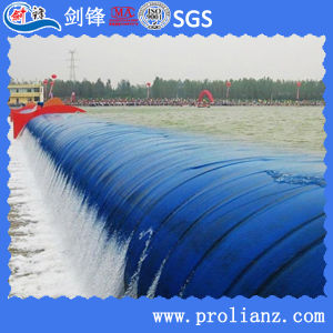 Pillow-Like Inflatable Rubber Dam with High Quality to India