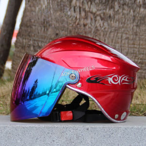 Safety Helmet, Open/Full Face Helmet, Motorcycle Helmet (MH-003) pictures & photos