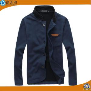 Hot Autumn Men′s Jacket Men Knitting Cotton Fashion Coat Jacket pictures & photos