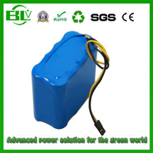 China Manufacturer- Medical Instrument Battery 12V Lithium Ion Battery pictures & photos