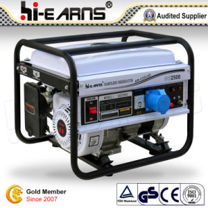 2kw Portable Petrol Generator (GG2500) pictures & photos