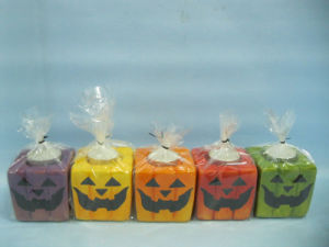 Halloween Candle Shape Ceramic Crafts (LOE2372A-7z) pictures & photos