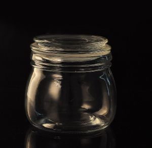 Glass Jar with Lid Glass Container pictures & photos