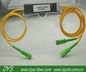 CATV Systems Fiber Optics Splitter 1 X 2 Single Mode Dual Window Fbt pictures & photos