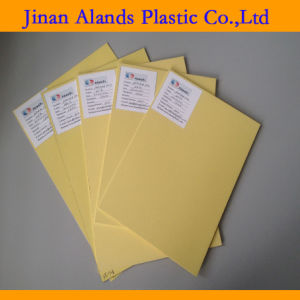 0.3mm 0.5mm PVC Rigid Sheet for Photo Album pictures & photos