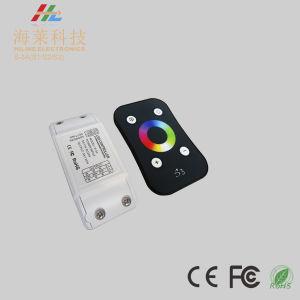12-24V 3A*3CH Mini LED Dim CT RGB Controller pictures & photos