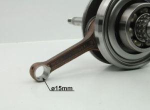 Motorcycle Crankshaft Assembly for CPI Gtx125 Motorcycle Parts pictures & photos