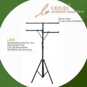 Profession Stage Height Adjustable Light Stand (LS06) pictures & photos