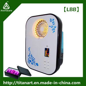 Remote Wind Mist Humidifier Cooling Fan (LBB) pictures & photos