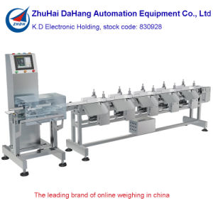 2016 Best Automatic Chicken Sorting Machine in Zhuhai Dahang Factory pictures & photos