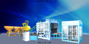 Zcjk9-18 Fully Automatic Hydraulic Soil Brick Making Machine Price pictures & photos