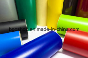 PVC Self Adhesive Vinyl Car Sticker Screen Printing (180mic 120g relase paper) pictures & photos