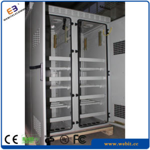 Double Wall Structure Outdoor Power Rack with Double Front Doors pictures & photos
