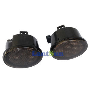Jk Amber Front Turn Signal Lights for 07-15 Jeep Wrangler pictures & photos