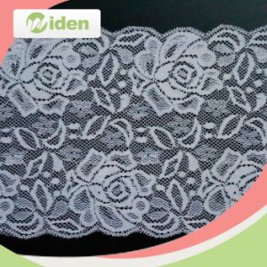 Fancy Design French Lace Trimming Gray Lace Trim Stretch Lace pictures & photos