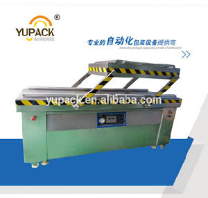 Heavy Duty Dz1000/2scfull Automatic Food Vacuum Packing & Food Vacuum Machines& Vacuum Wrap Machine pictures & photos