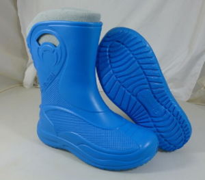 Lovely EVA Children Rain Boots pictures & photos