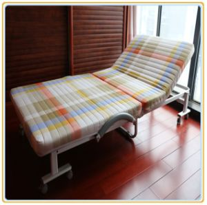 Folding Rollaway Bed Mattress 190*100cm/Foldable Bed pictures & photos
