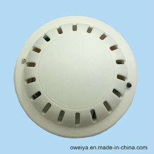 Conventional Sound and Light Smoke Sensor Fire Alarm Smoke Detector