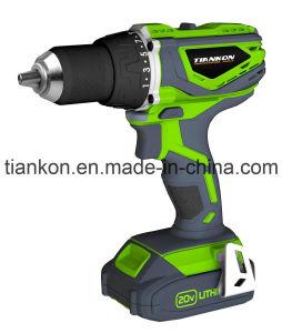 18V Cordless Drill with Mabuchi Rz 735 Motor (TKLT01)