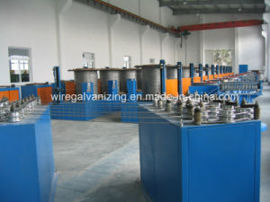 Steel Wire Open Fire Annealing Furnace Type B Suitable for Steel Wire Rope pictures & photos