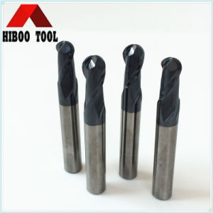 HRC60 Ball Nose Carbide Tools for Fiberglass pictures & photos