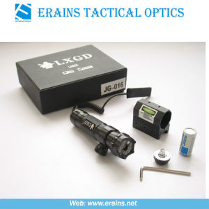 Hand-Adjustable Tactical 20mw Green Laser Sight and Green Laser Scope (GJ-KD-13) pictures & photos
